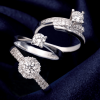 Nhẫn kim cương 1 carat, 2,3,4,5,6,7,8,9,10 carat giá bao nhiêu tiền 2021?